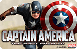 Captain America — The First Avenger Scratch